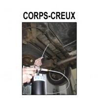 Corps creux