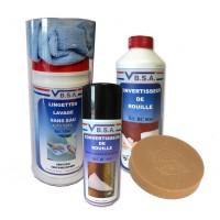 Entretien - lubrifiants - laques