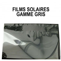 Trouver films solaires gris France pas cher | Films solaires gris VBSA