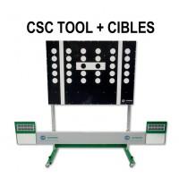 Csc tool + cibles