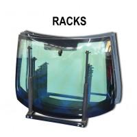 Windshield racks