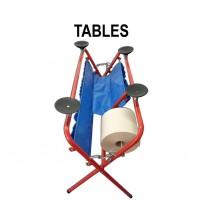 Tables à pare-brise