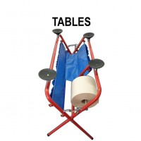 Windshield trestles