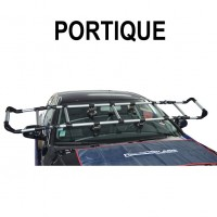 2 in 1 support fir panoramic roofs or windshield