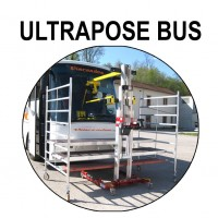 ULTRAPOSE bus and trucks