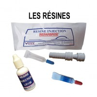 Windshield Repair resins