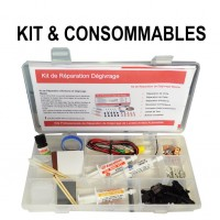 Repair defrosting kit