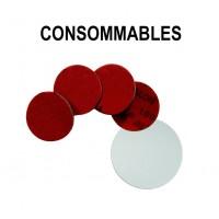 Consommables pour mallettes de polissage