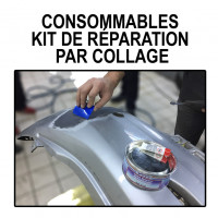 Consumables for bonding repair kit