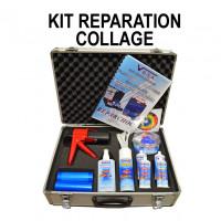 Kits de réparation par collage