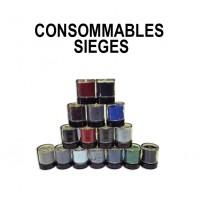 Consommables mallette tissu-velour